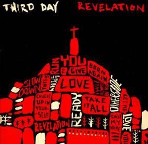 Cover - Third Day: Revelation