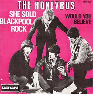 Cover - Honeybus: She Sold Blackpool Rock