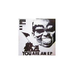 Cover - F: You Are An E.P.