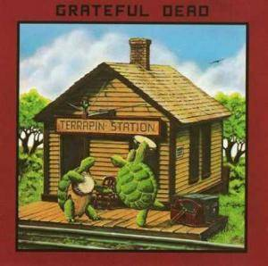 Cover - Grateful Dead: Terrapin Station