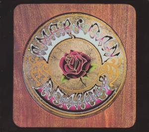 Cover - Grateful Dead: American Beauty