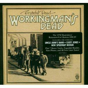 Grateful Dead: Workingman's Dead - Cover