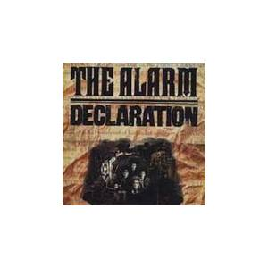 The Alarm: Declaration - Cover