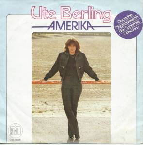 Ute Berling: Amerika - Cover