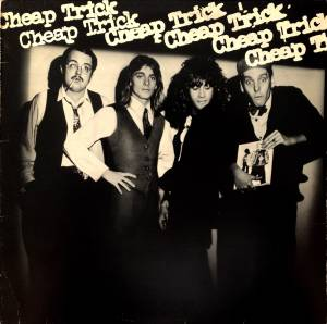 Cheap Trick: Cheap Trick - Cover