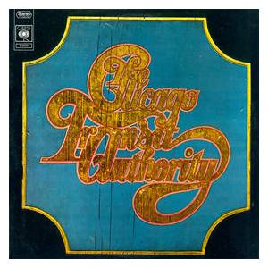 Chicago: Chicago Transit Authority, The - Cover