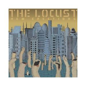 Cover - Locust, The: New Erections