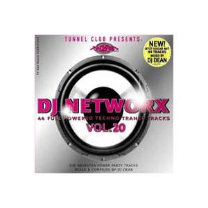 Cover - Hardface: DJ Networx Vol. 20