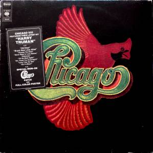 Chicago: VIII - Cover