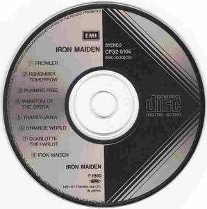 Iron Maiden: Iron Maiden (CD) - Bild 5
