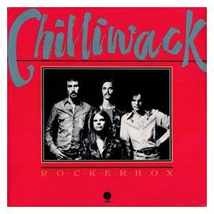 Chilliwack: Rockerbox - Cover