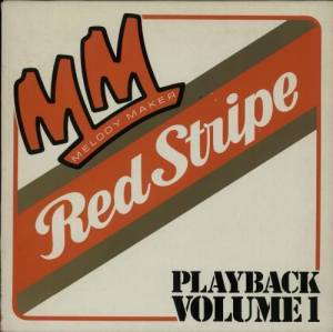 Red Stripe - Playback Volume 1 - Cover