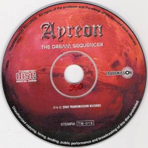 Ayreon: Universal Migrator Part 1: The Dream Sequencer (CD) - Bild 3