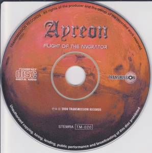 Ayreon: Universal Migrator Part 2: Flight Of The Migrator (CD) - Bild 3
