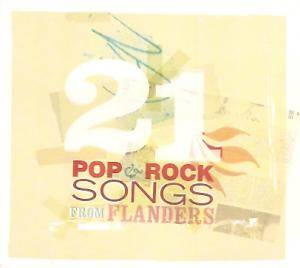 Cover - Admiral Freebee: 21 Pop & Rock Songs From Flanders