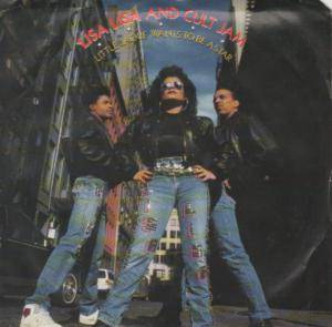 Cover - Lisa Lisa & Cult Jam: Little Jackie Wants To Be A Star