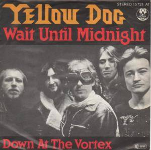 Cover - Yellow Dog: Wait Until Midnight