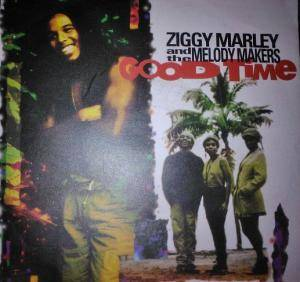 Ziggy Marley & The Melody Makers: Good Time - Cover