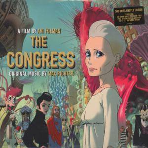 Cover - Max Richter: Congress, The