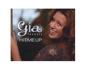 Cover - Gia Farrell: Hit Me Up
