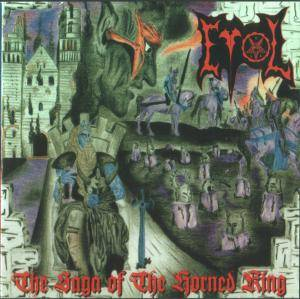 Cover - Evol: Saga Of The Horned King / Dreamquest, The