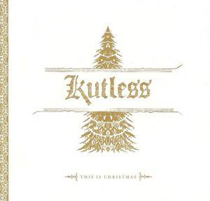 Cover - Kutless: This Is Christmas