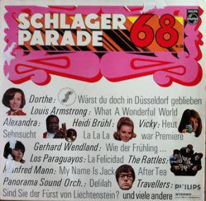 Schlagerparade '68 Nr. 28 - Cover
