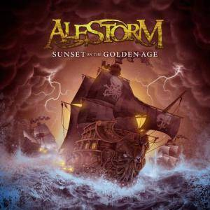 Cover - Alestorm: Sunset On The Golden Age
