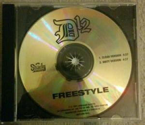 Cover - D12: Freestyle
