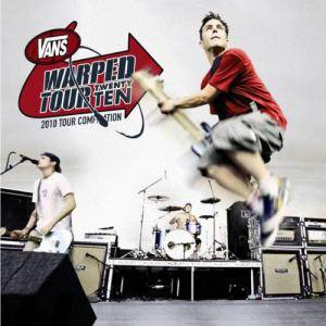 Cover - Chase Long Beach: Warped 2010 Tour Compilation