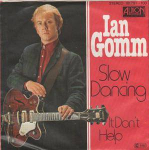 Cover - Ian Gomm: Slow Dancing