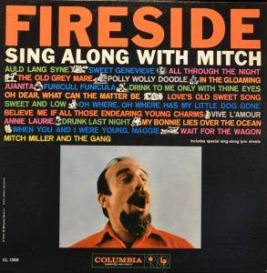 Cover - Mitch Miller & The Gang: Fireside Sing Along With Mitch