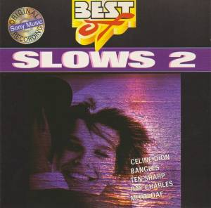 Cover - Patricia Kaas: Best Of Slows 2