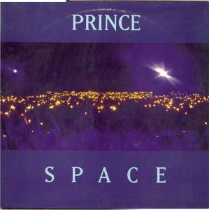 Prince: Space - Cover