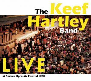 Cover - Keef Hartley Band: Live At Aachen Open Air Festival 1970