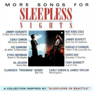 "More Songs For Sleepless Nights (Collection Inspired By ""Sleepless In Seattle"") - Cover"