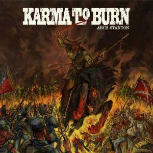 Cover - Karma To Burn: Arch Stanton