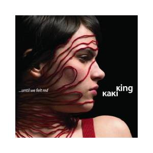 Cover - Kaki King: ...Until We Felt Red