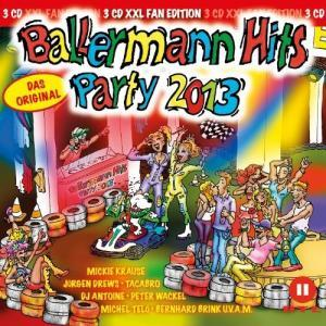 Ballermann Hits Party 2013 - Cover