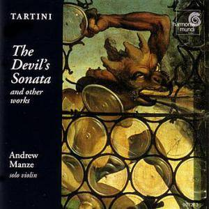 Cover - Giuseppe Tartini: Devil's Sonata And Other Works, The