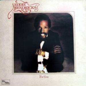 Cover - Eddie Kendricks: For You