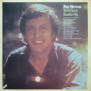 Cover - Ray Stevens: Turn Your Radio On