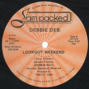 "Debbie Deb: Lookout Weekend (12"") - Bild 2"