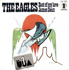 Cover - Eagles: Best Of My Love