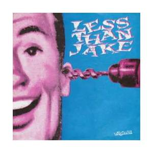Cover - Less Than Jake: Unglued