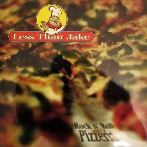 Cover - Less Than Jake: Rock N' Roll Pizzeria