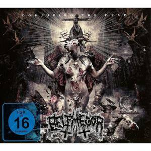 Belphegor: Conjuring The Dead (CD + DVD) - Bild 2