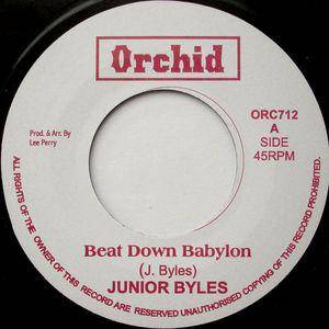 Cover - Upsetters, The: Beat Down Babylon