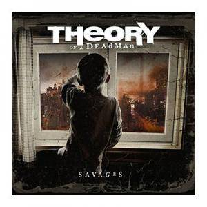 Cover - Theory Of A Deadman: Savages