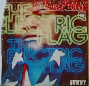 Cover - Electric Flag, The: Soul Searchin'